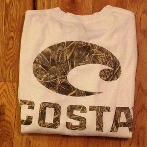 Costa long sleeve real tree max-5 shirt